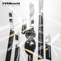 (おまけ付)DECIDED(初回生産限定盤) / UVERworld ウーバーワールド (SingleCD+DVD) SRCL-9460-SK pigeon-cd