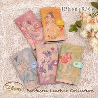 ●ディズニー プリンセス iPhone手帳型ケース  ●大人のためのディズニーアイテム♪毎日使うごと...