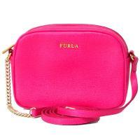 アメリカのフルラより今季最新作のミニショルダーバッグを厳選入荷しました!中でも女性らしいピンクカラー...
