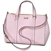 ケイトスペードの最新2WAYショルダーバッグをアメリカにて買い付けました!大人可愛いピンク系カラーが...