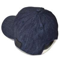 コーチ COACH デニム ワンポイント ロゴ キャップ 帽子 デニム 26813