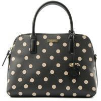 ケイトスペードの大人可愛い2WAYバッグを入荷*全体にドット柄が施されたとってもお洒落なバッグに仕上...