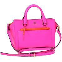 ケイトスペードの日本未発売モデルの新作バッグを入荷!鮮やかなピンクカラーがコーデのアクセントにピッタ...