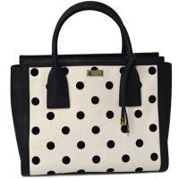 ケイトスペードの最新ハンドバッグをアメリカより入荷!ドット柄がキュートな日本未発売モデルのバッグです...