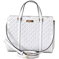 アメリカのケイトスペードから新作2WAYバッグを入荷しました!清潔感溢れる爽やかなホワイトカラーが目...