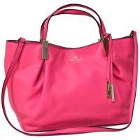 アメリカのケイトスペードから最新作のバッグを直入荷*上質なレザーを全面に贅沢に使用した高級感漂う2W...