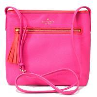 アメリカのケイトスペードより新作ショルダーバッグを入荷しました!鮮やかなピンクカラーが目を引くお洒落...