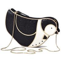 ケイトスペードの今季最新モデルのショルダーバッグをアメリカより入荷!ペンギンをモチーフにデザインされ...