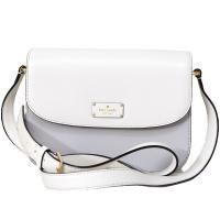 ケイトスペードの新作モデル!可愛いショルダーバッグを入荷しました!清潔感溢れるホワイト系カラーが目を...