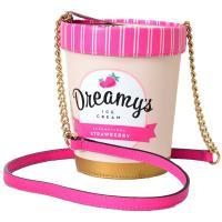アメリカのケイトスペード直営店より日本未発売モデルのショルダーバッグを入荷しました♪アイスクリームB...