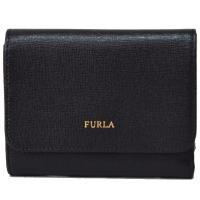 フルラより今季最新作の二つ折り財布を買い付けました♪中でもベーシックなブラックカラーは入手困難モデル...