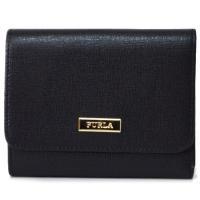 アメリカ限定モデル!フルラより今季最新作の二つ折り財布を買い付けました♪中でもベーシックなブラックカ...