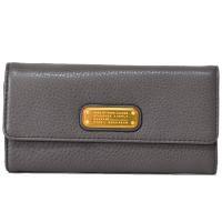 本場アメリカのマークバイマークジェイコブスにて新作長財布を買い付けました*上質なレザーから高級感溢れ...