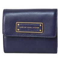 今季最新作!アメリカのマークバイマークジェイコブスより人気のコンパクト財布を買い付けました♪落ち着い...