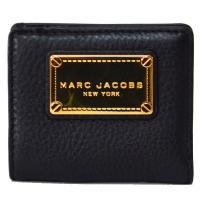 アメリカのマークジェイコブスより大人気のコンパクト財布を入荷!中でもベーシックなブラックカラーは入手...
