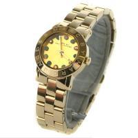 マークバイマークジェイコブス人気のエイミーシリーズの時計を入荷しました!インデックスには華やかなクリ...