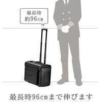 パイロット航空用品 PILOT CASE(トロリーバー付)