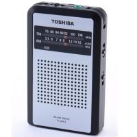 「TOSHIBA  東芝 アナログチューナーAM/FMラジオ ブラック  TY-APR3-K」は、 ...