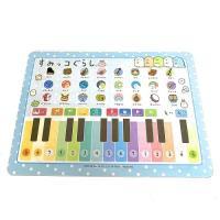 楽しい機能がいっぱい すみっコぐらし タブレット型  ピアノ pirates-shop 03