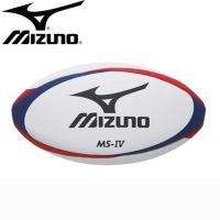 MIZUNO ラグビーボール/4号球(公認球)  ●サイズ:4号球 ●素材:天然ラテックス ●カラー...