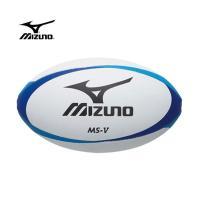 MIZUNO ラグビーボール/5号球(公認球)  ●サイズ:5号球 ●素材:天然ラテックス ●カラー...