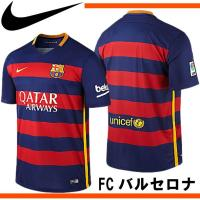 NIKE FCバルセロナ 15-16 ホーム 半袖レプリカユニフォーム FCバルセロナの2015-2...