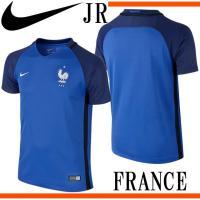 フランス代表  2016 YA ホーム レプリカユニフォーム  2016 FFF スタジアム  ホー...