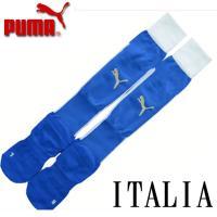 PUMA イタリア代表 ホームストッキング  サッカーイタリア代表チームユニフォームレプリカ。   ...