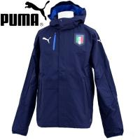 PUMA イタリア代表  FIGCイタリア レインジャケット  2016年欧州大会に向けて、 日々の...