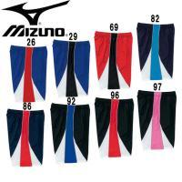 MIZUNO トレーニングクロス(ハーフパンツ)   チームウエアに最適  ■素材: マイクロフトシ...