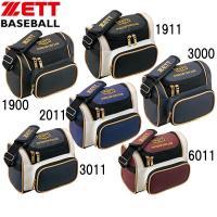 ZETT ミニバッグ(ショルダータイプ)  保護者や指導者の方に最適な プロステイタスシリーズのミニ...