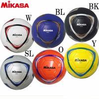 MIKASA サッカーボール 5号球  中学生・一般のサッカー練習球です   ■5号球 ■カラー ホ...