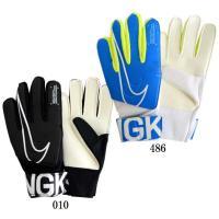 ナイキ GK ジュニア マッチ  NIKE ナイキ JR サッカー キーパーグローブ 19FW(GS3883)