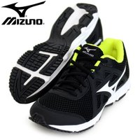 MIZUNO マキシマイザー 19 Jr  通学、軽い運動まで、大活躍の1足!  ■甲材:合成繊維、...