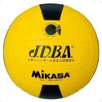 ドッジ3号 縫いソフトタイプ  MIKASA ミカサ ハントドッチ 11FW mikasa(MGDB3SOFT)