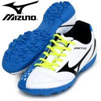 MIZUNO イグニタス 4 Jr AS  蹴る者に力を。 バイオコントロールパネルの開発で、スピン...