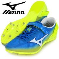 MIZUNO ジオ スプリント 2  脚力の強いパワースプリンター、ハードラーへ。  反発性×グリッ...