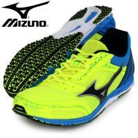 MIZUNO ウエーブエキデン 11  軽量、加速、素足感覚を追求した勝負靴。  ■素材 甲材/合成...