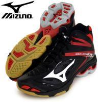 MIZUNO  ウエーブライトニング Z3 MID  「時よ止まれ」足との調和で、更なるスピードの領...