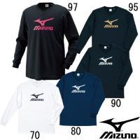MIZUNO プラクティスシャツ(長袖)  目的に応じてチョイスする、シンプル&ベーシックデザインの...