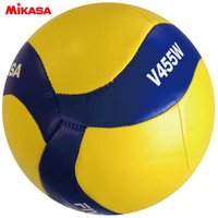 バレーボール 練習球4号 レクレーション 縫い  MIKASA ミカサ バレーボール 4号 レクレーションボール 19FW (V455W)