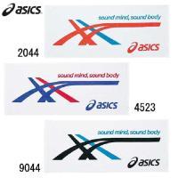 asics フェイスタオル  ■カラー: 2044/オレンジアクアブルー 4523/ブルーレッド 9...