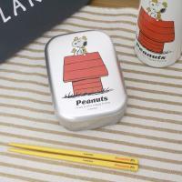 スヌーピー アルミ弁当箱 SNOOPY 保温庫対応 ランチボックス PEANUTS 北欧 雑貨 おしゃれ かわいい シンプル ナチュラル キッチン 日本製