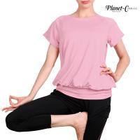 ■品番: pc-232 ■品名: フィットネス フレンチ Tシャツ  ヨガ フィットネス をはじめ、...