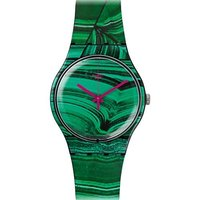商品名:Unisex Swatch Watch SUOB122 型番:SUOB122 ブランド:Sw...