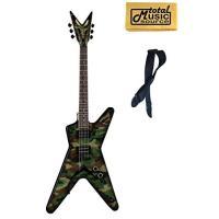 商品名:Dean Dimebag ML Camo Graphic Electric Guitar, ...