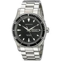商品名:Hamilton H37565131 Watch Seaview Mens - Black ...