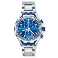 商品名:Swatch Endless Energy Chronograph Blue Dial Al...