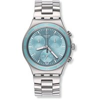 商品名:SWATCH watches Irony Chrono CLEAR WATER YCS589...