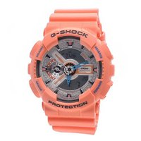 商品名:Casio G-Shock Men's Analog-Digital Peach Resin...